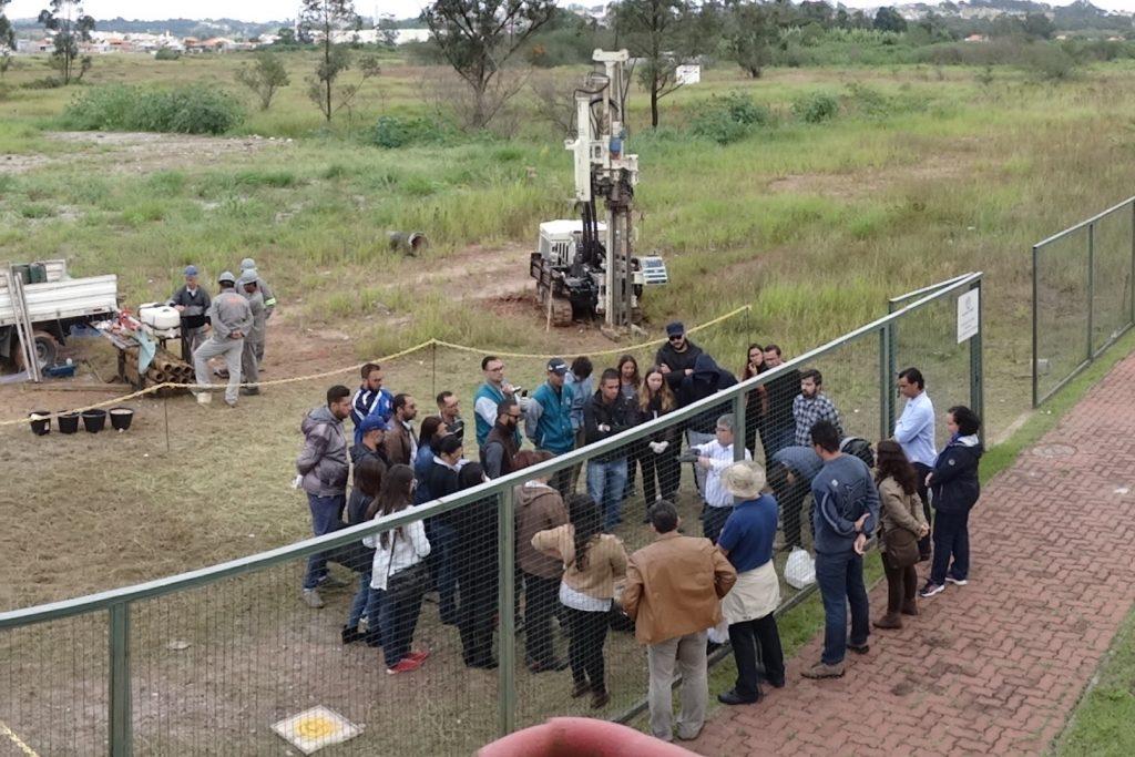 Laboratório de Campo de Hidrologia