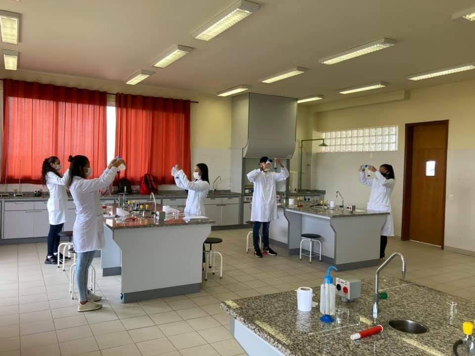 Laboratório de Quimica